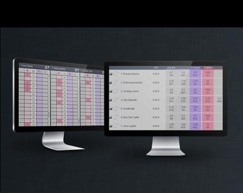 Traderline - nova versão deste Software de Trading na Betfair
