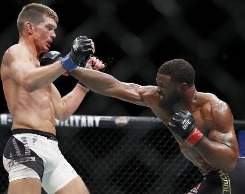Tyron Woodley X Stephen Thompson (UFC – 04 de Março  de 2017)