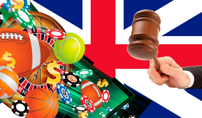 By 2024, UK Gambling Sector foresees a 17% decline in the industry