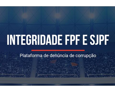 """Liga apoia iniciativa """"integridade no futebol"""""""