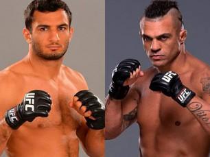 Vitor Belfort vs Gegard Mousasi (UFC – 09 de Outubro de 2016)