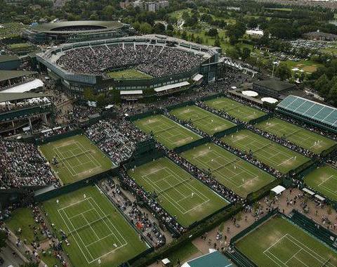 Wimbledon é sinónimo de apostas grátis