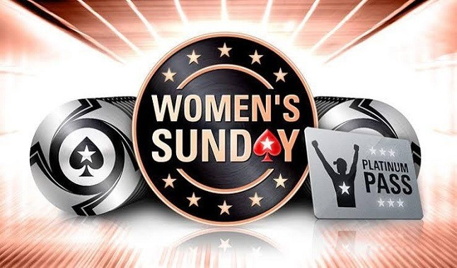 Women's Sunday do PokerStars terá premiação especial no Dia Internacional da Mulher