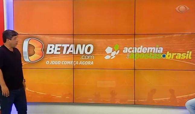Academia das Apostas Brasil e Betano agora estão no programa Donos da Bola