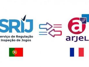 Acordo entre SRIJ e ARJEL permite troca de informações entre Portugal e França