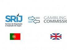 Acordo entre SRIJ e UK Gambling Commission para cooperação e troca de informações