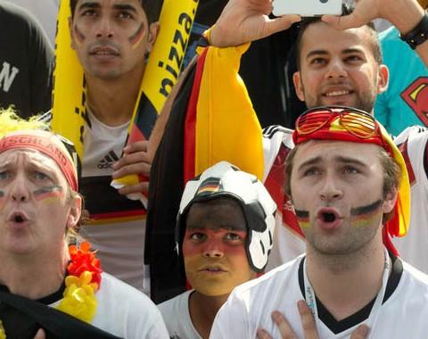 Alemanha vs Gana: germânicos são favoritos mas podem ser surpreendidos