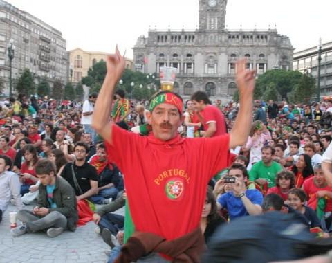 Portugal vs França - hora de ganhar e apoiar!