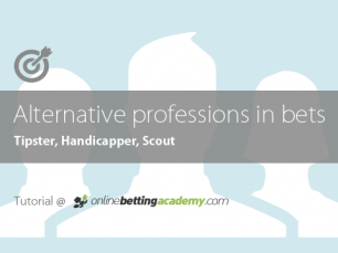 Alternative professions in Sport Betting