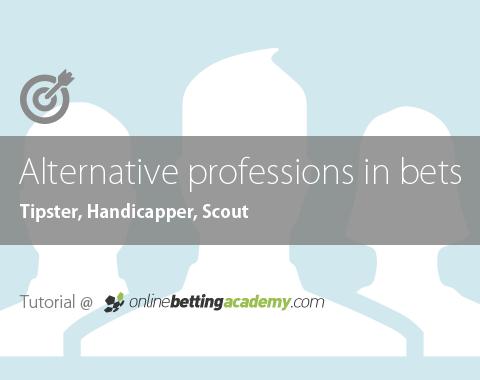 Alternative professions in Sport Betting