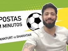 Análise do confronto Frankfurt vs Shakhtar (vídeo)