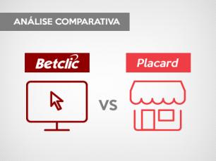 Placard vs Betclic - comparação, semelhanças e diferenças