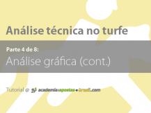 Análise técnica no turfe: análise gráfica continuação (4/8)