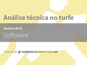 Análise técnica no turfe: usar software (6/8)
