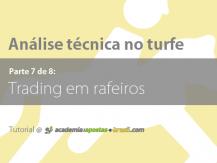 Análise técnica no turfe: trading em rafeiros (7/8)