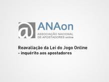 ANAon – inquérito para a reavaliação do RJO