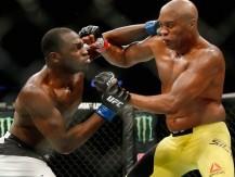 Anderson Silva, a lenda do UFC está de volta