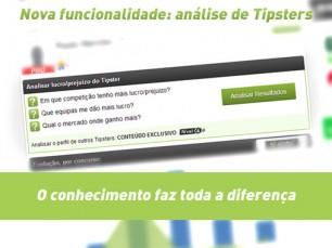 Nova funcionalidade: análise de Tipsters