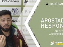 Apostador Responde - entrevista a Rodrigo Disconzi