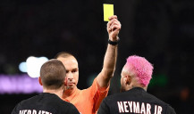 Yellow card betting can be banned