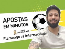 Flamengo vs Internacional – Copa Libertadores quartas-de-final (vídeo)