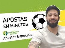 Aposta especial na Copa América | Fase de Grupos (vídeo)