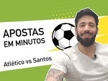 Copa do Brasil | Atlético Mineiro vs Santos (vídeo)