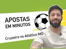 Clássico Mineiro | Cruzeiro vs Atlético MG – 1º jogo dos quartos-de-final da Copa do Brasil (vídeo)