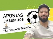 Flamengo vs Grêmio – Copa Libertadores – Semifinal 2º jogo (vídeo)