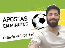 Análise Grêmio vs Libertad - Copa Libertadores da América (vídeo)