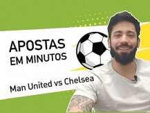 Manchester United vs Chelsea – rodada 1 da Premier league 2019/2020 (vídeo)
