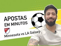 Minnesota United vs LA Galaxy  – Major League Soccer – playoffs (vídeo)