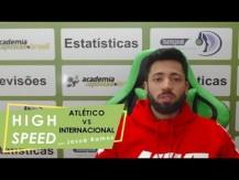 Apostas em minutos - previsão para Atlético MG vs Internacional (vídeo)