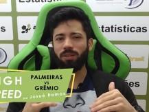 Apostas em minutos - previsão para Palmeiras vs Grêmio (vídeo)