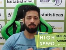 Apostas em minutos - previsão para San Lorenzo vs Patronato (vídeo)