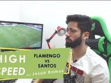 Apostas para Flamengo vs Santos (34ª rodada do Brasileirão Série A) (vídeo)