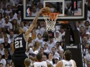 """Final NBA: """"Finca pé"""" final dos Spurs em Miami"""