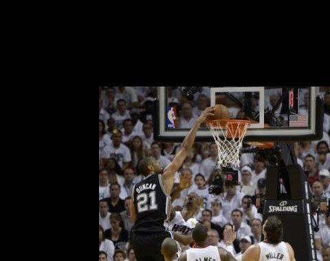 "Final NBA: ""Finca pé"" final dos Spurs em Miami"