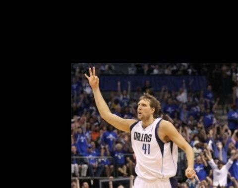 Dallas @ Atlanta: Nowitzki e companhia para aproveitar crise dos Hawks