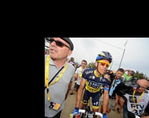 Tour 2013: Indomável Froome apela a aliança ibérica