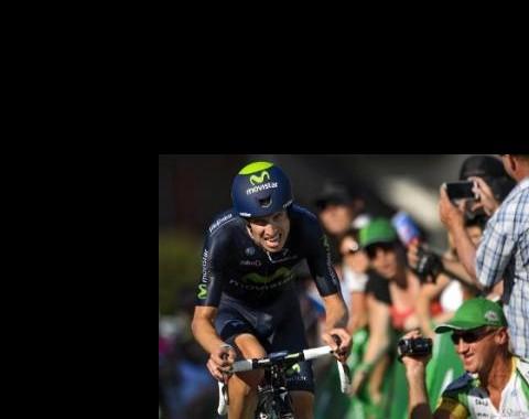 """Ciclismo: Rui Costa a """"voar"""" para o Tour"""