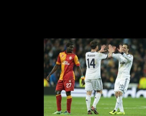 Galatasaray x R.Madrid: Concluir com Classe!