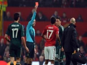 Liga dos Campeões: Árbitro será o centro das atenções em Old Trafford