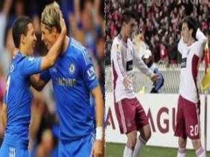 Liga Europa: Conheça os Factos Relevantes para a inédita Final entre Blues e Águias