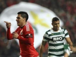 """Liga Portuguesa: Benfica afasta-se da concorrência após triunfo no """"Derby"""" Lisboeta"""