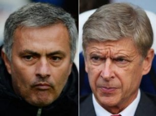 Arsenal X Chelsea: Mourinho voltará a aborrecer Arsene Wenger!