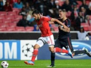 Liga Europa: Benfica tranquilo, defesa tranquila