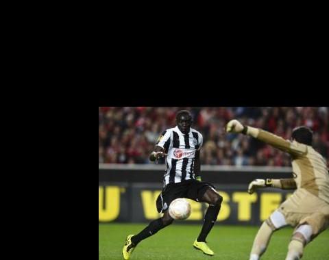 """Liga Europa: Benfica """"matreiro"""" para gelar St.James Park"""