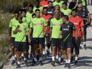 Play-off Mundial 2014  Portugal poderá sair na frente de uma 1ª mão  cautelosa.