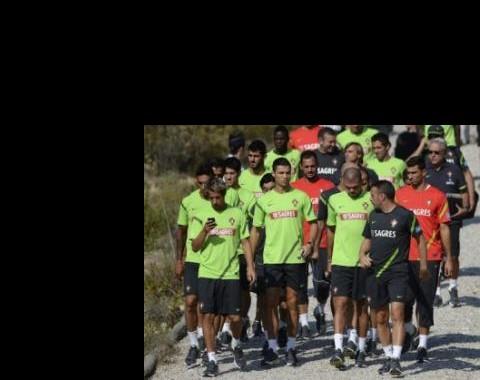 Play-off Mundial 2014: Portugal poderá sair na frente de uma 1ª mão cautelosa